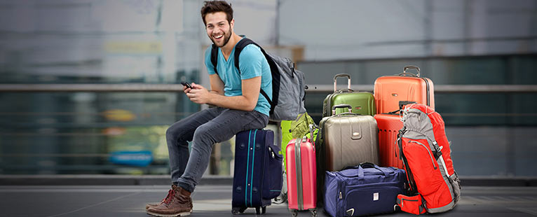 Picture of Save your valuable time at the airport  &Purchase excess baggage online