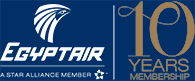 EgyptAir, A StarAlliance Member, Go to Homepage